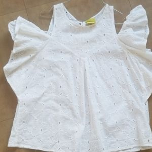 NWOT Maeve from Anthropology top.